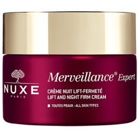 Merveillance expert crème nuit lift fermeté 50ml - nuxe -222677
