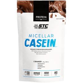 Micellar casein chocolat 750g - stc nutrition -225386