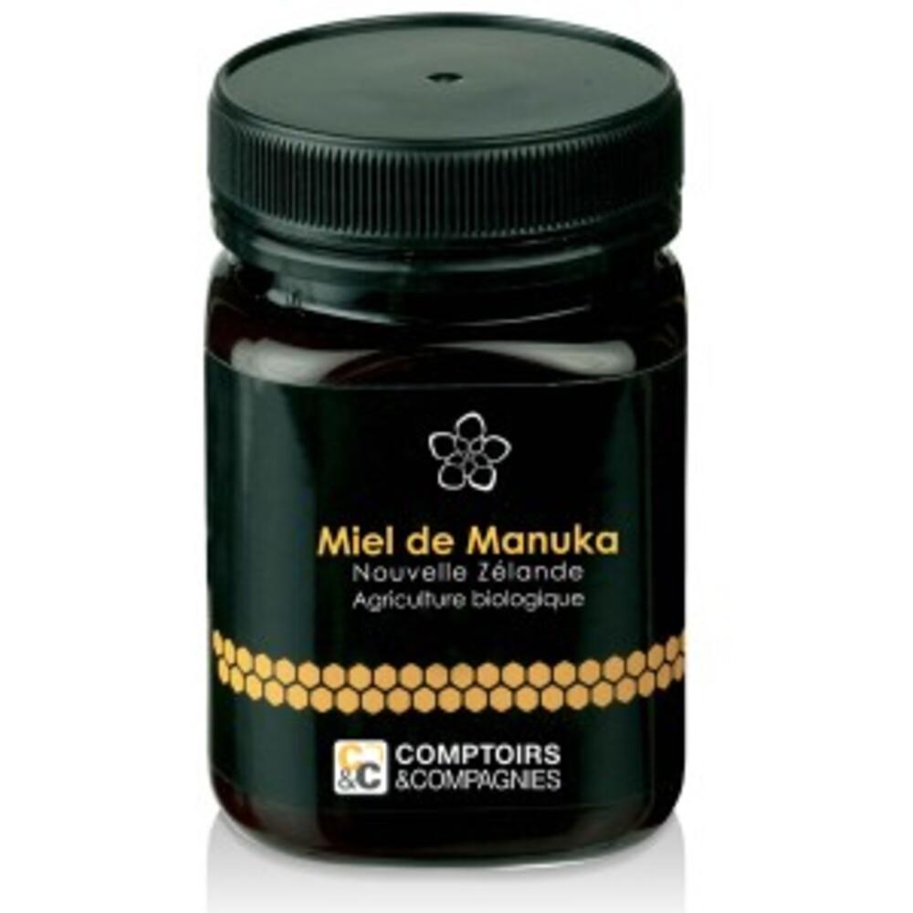 Miel de manuka bio - 500.0 g - le miel de manuka - comptoirs & compagnies -113962