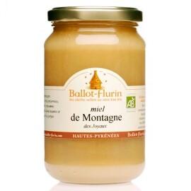 Miel de montagne bio - 500.0 g - gourmandises - ballot flurin -133709