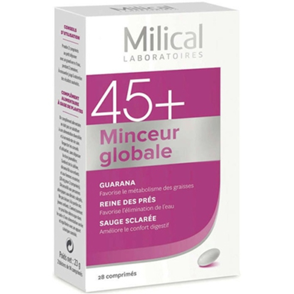 Minceur globale 45+ - milical -195691