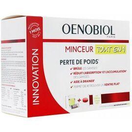Minceur tout en 1 perte de poids citron-citron vert - oenobiol -224295