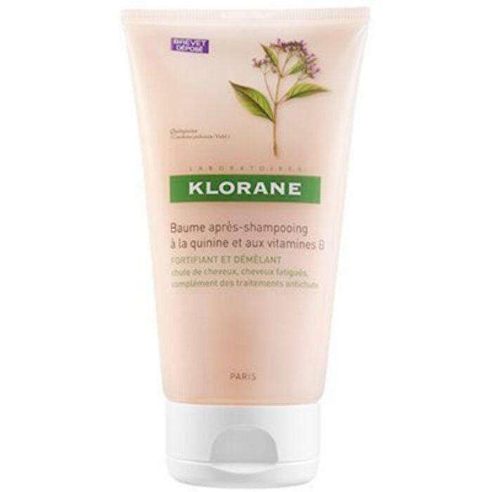 Mini baume après-shampooing à la quinine et aux vitamines b 50ml Klorane-219647