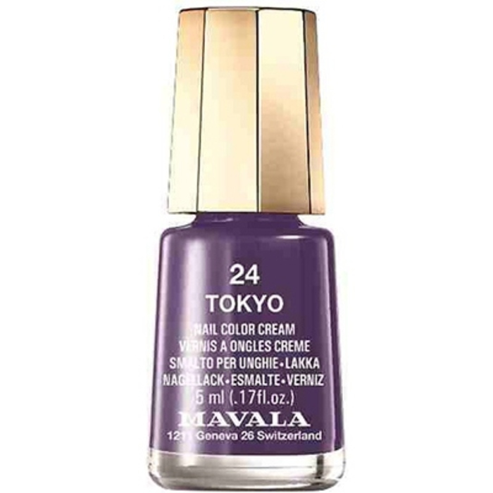 - mini color vernis à ongles tokyo 24 Mavala-147016