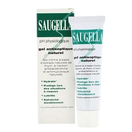 Mini gel antiseptique naturel - 30ml - saugella -194714