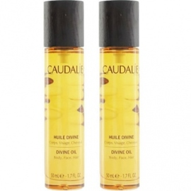 Mini huile divine - lot de 2 - 50.0 ml - collection divine - caudalie -141041