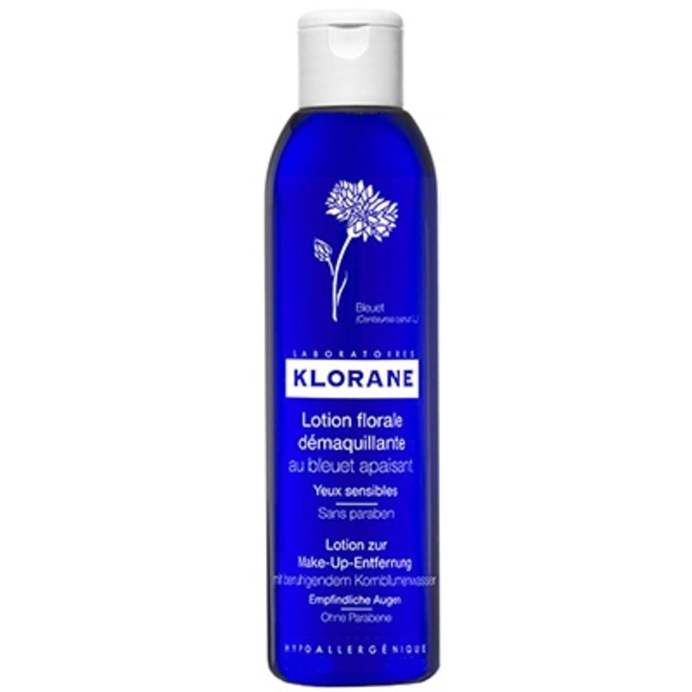 Mini lotion florale démaquillante 25ml Klorane-198917