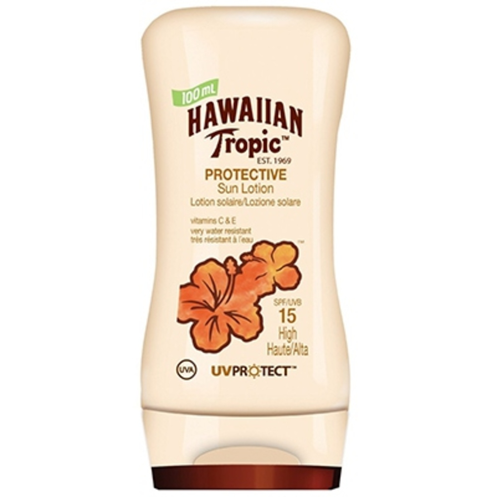 Mini lotion protectrice spf15 - hawaiian tropic -195703