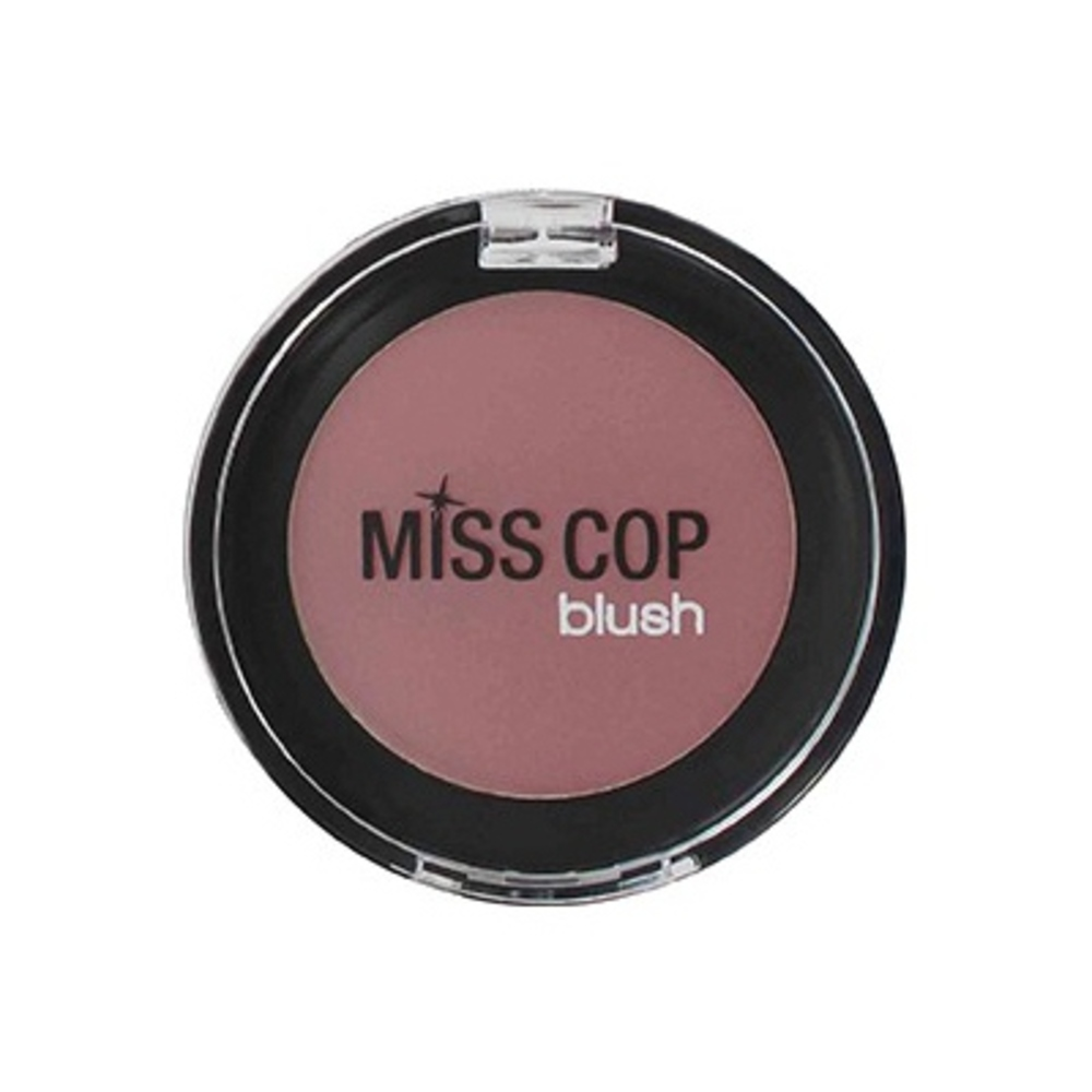 Miss cop blush mono 04 rose pourpre Miss cop-203813