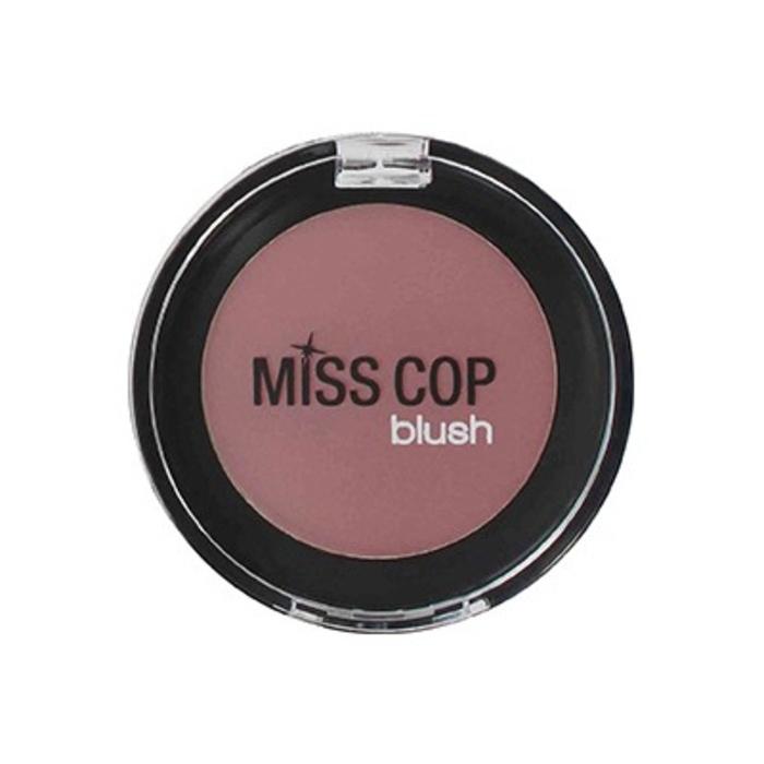 Miss cop blush mono 04 rose pourpre Miss cop-203813