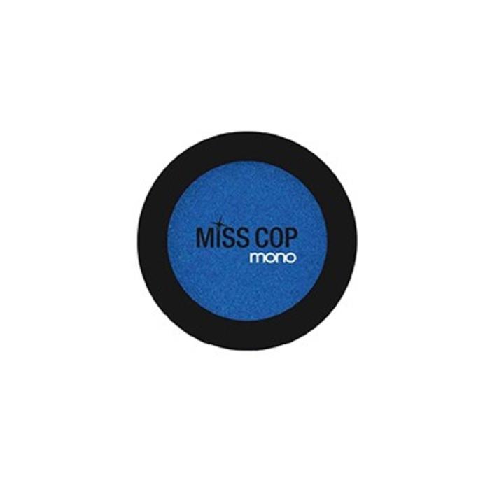 Miss cop fard à paupières 16 bleu Miss cop-203825