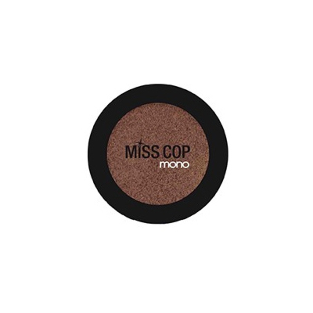 MISS COP Fard à Paupières 20 Marron - Miss Cop -203829