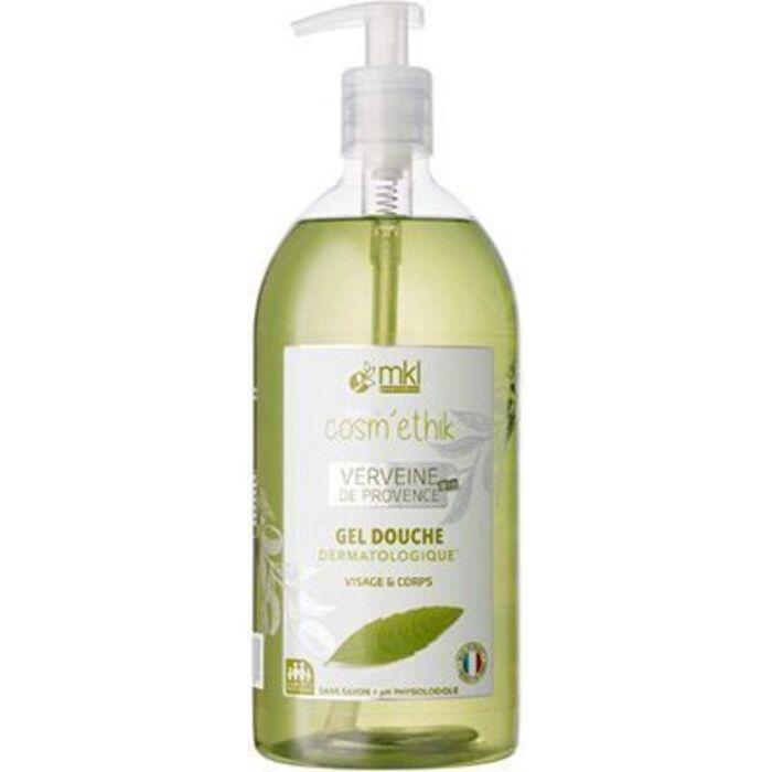 Mkl green nature gel douche verveine de provence 1l Mkl-226694