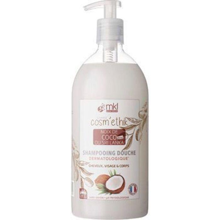 Mkl green nature shampooing douche noix de coco du sri lanka 1l Mkl-226696