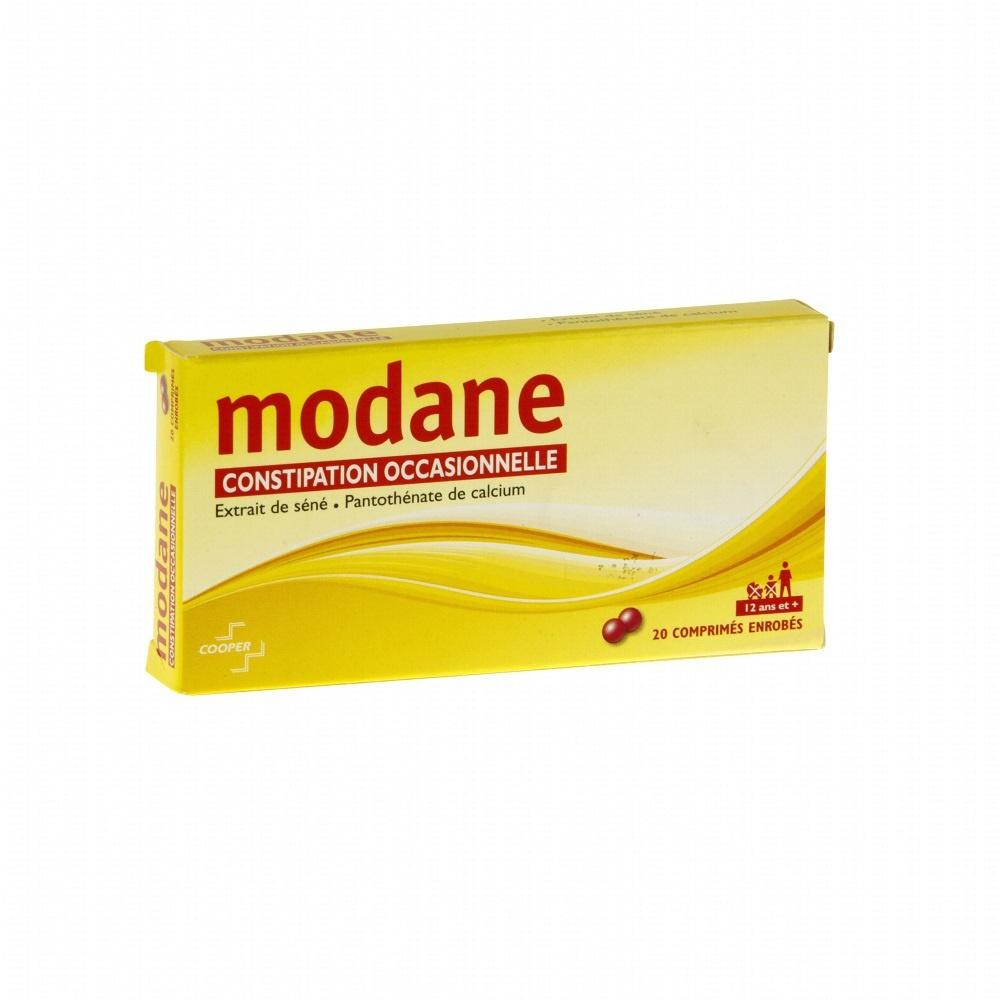Modane - 20 comprimés enrobés - cooper -192570