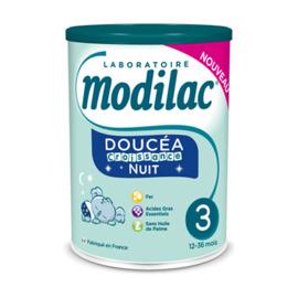 Modilac doucéa croissance nuit 3 - 800g - modilac -226813