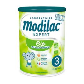 Modilac expert bio croissance 3 - 800g - modilac -226812