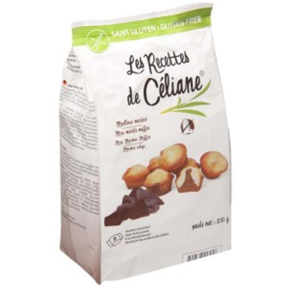 Moelleux marbré (x9) - 210 g - divers - les recettes de celiane -136741