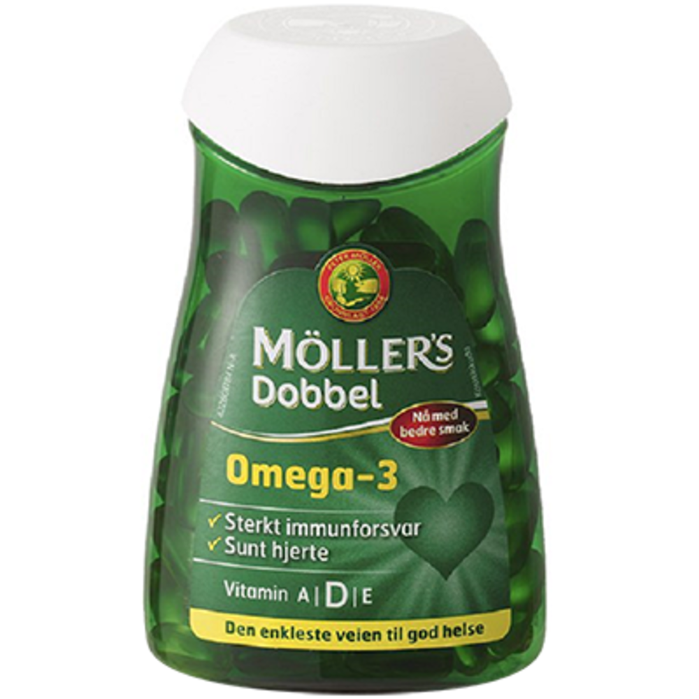 Moller's omega 3 - 112 capsules - mollers -223397
