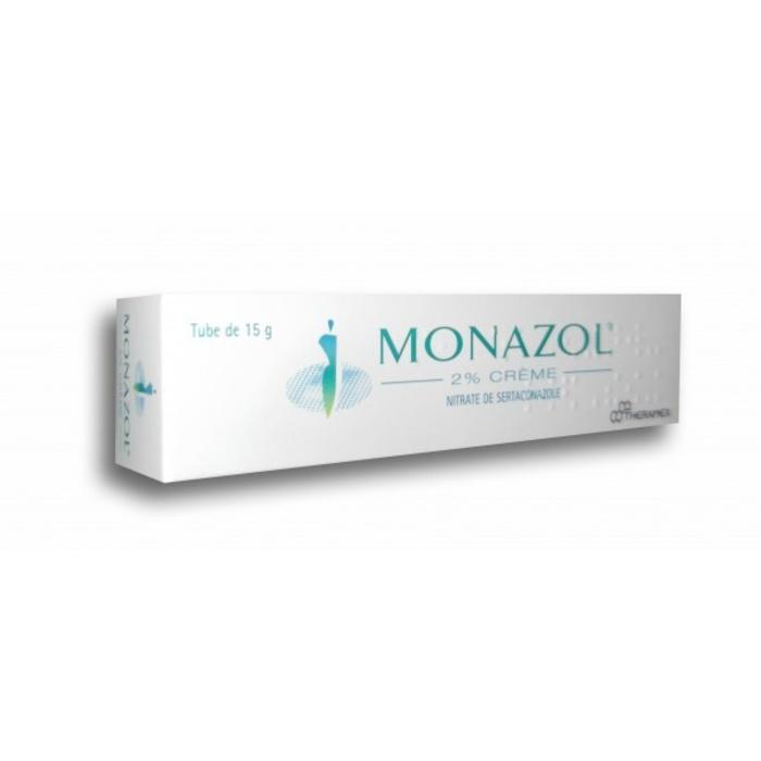 Monazol 2% crème - 15g Theramex-193225