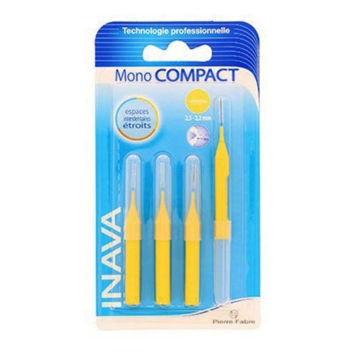 Mono compact brossettes 2,5-2,2 mm Inava-197298