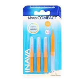 Mono compact brossettes 3,5-2,7 mm - inava -178660