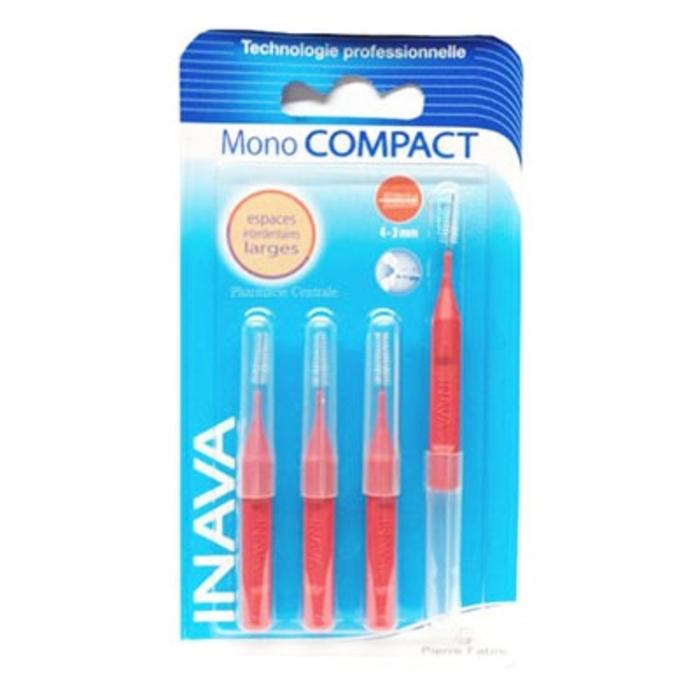 Mono compact brossettes 4-3 mm Inava-197299