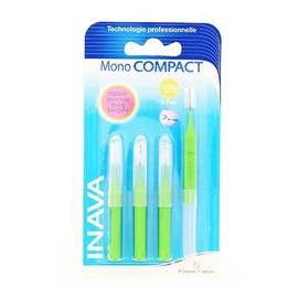 Mono compact brossettes 8-7 mm - inava -197296