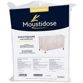 Moustidose moustiquaire non imprégnée berceau et lit - moustidose -178707
