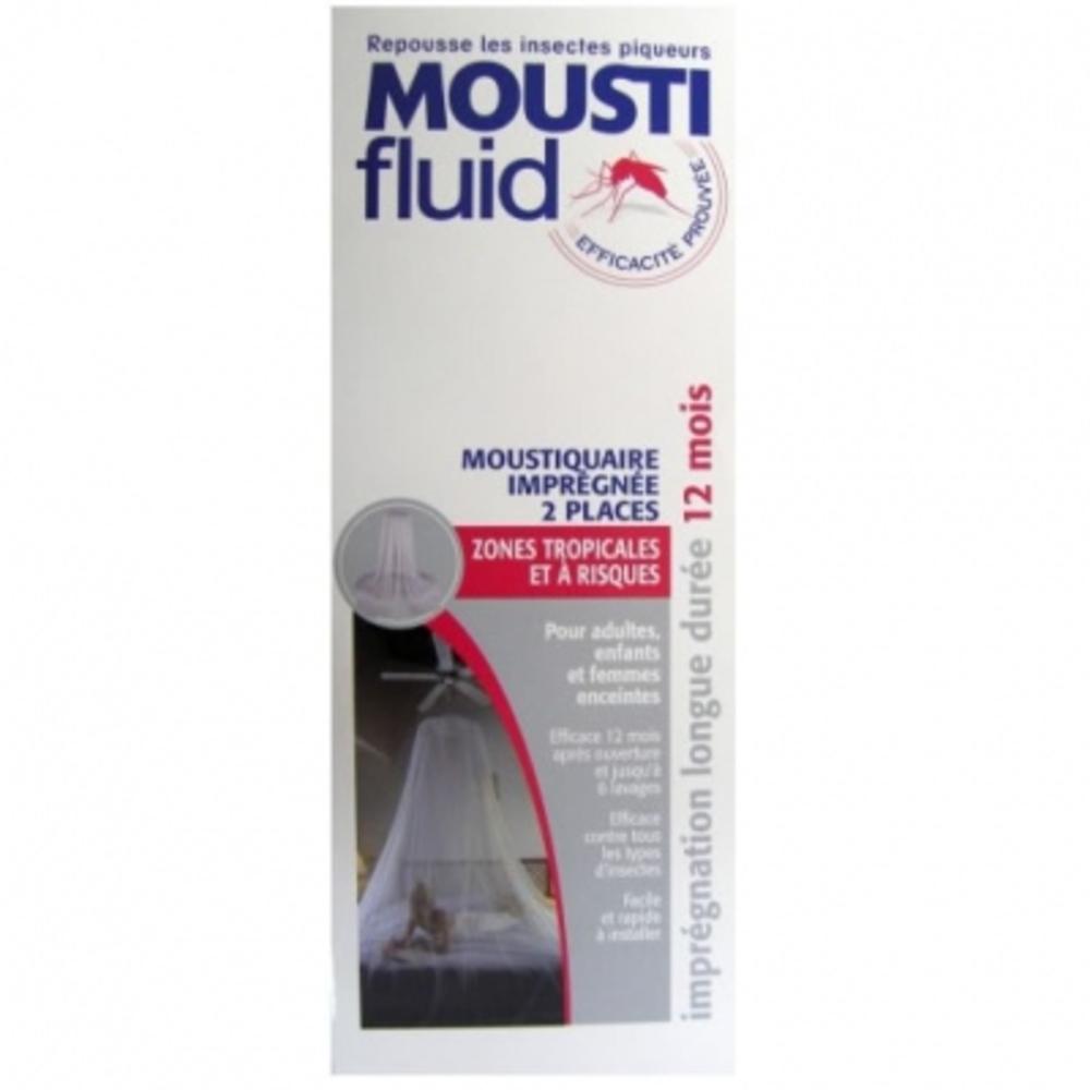 Moustifluid moustiquaire imprégnée 2 places - moustifluid -203009