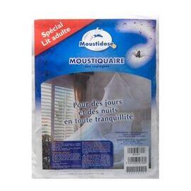 Moustiquaire non imprégnée lit adulte - moustidose -221594