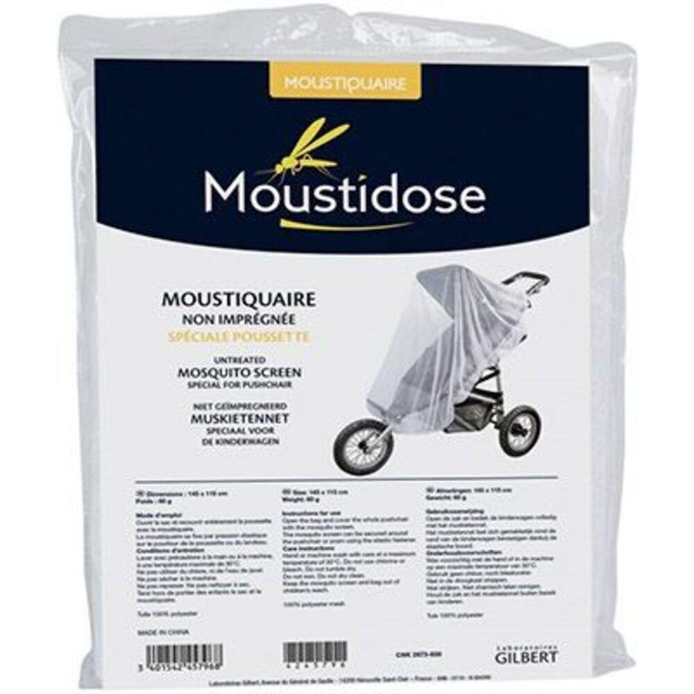 Moustiquaire non imprégnée poussette - moustidose -178708