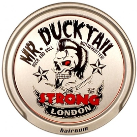 Mr ducktail cire coiffante strong - 40g - hairgum -205456