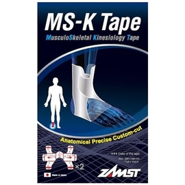 Ms-k tape soutien musculaire cheville - 2 tapes - zamst -210892