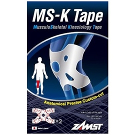 Ms-k tape soutien musculaire genoux - 2 tapes - zamst -206655