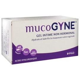 Mucogyne gel vaginal - unidoses - 8.0 unites - iprad -143024