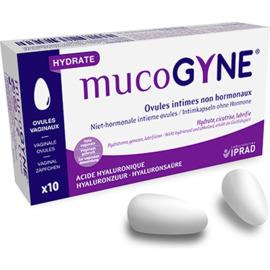 Mucogyne ovules intimes non hormonaux x10 - iprad -228193