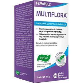 Multiflora 60 gélules - evalar -226077