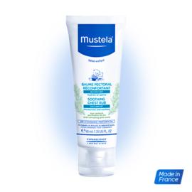 Mustela baume pectoral réconfortant 40ml - mustela -215447