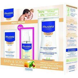 Mustela coffret bébé peaux sèches - duurat -220301