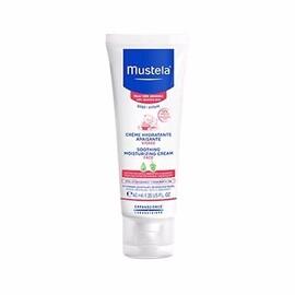Mustela crème hydratante apaisante visage 40ml - mustela -214481