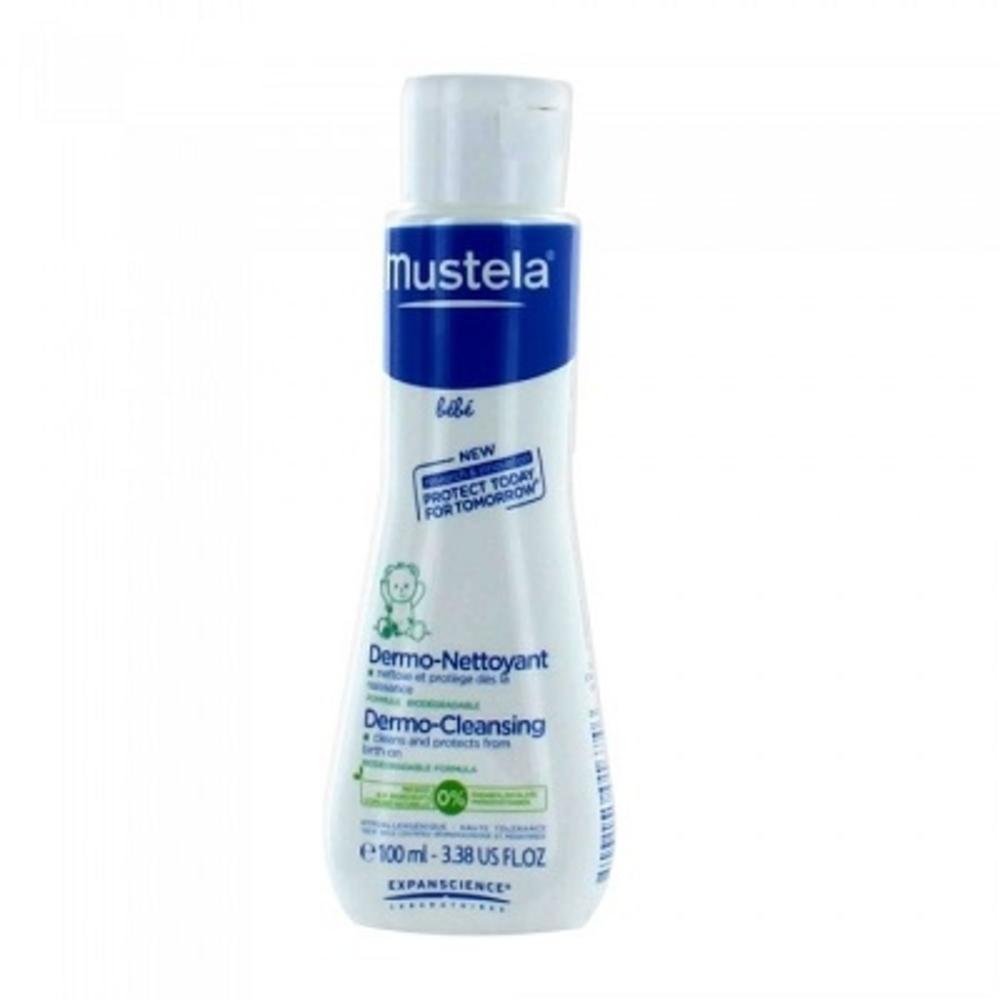 Mustela dermo-nettoyant - 100ml - mustela -191166