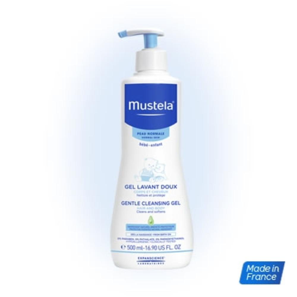 MUSTELA Gel Lavant Doux - 500ml - Mustela -205591