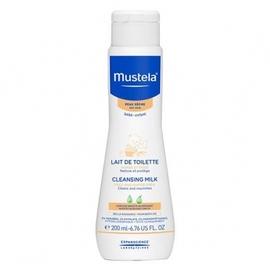 Mustela lait de toilette - 200ml - 200.0 ml - mustela -191930