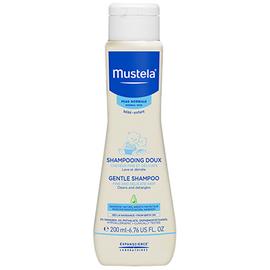 Mustela shampooing doux - 200ml - mustela -205392