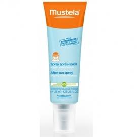 Mustela spray après-soleil - 125ml - 125.0 ml - solaire - mustela Peau délicate et fragile-10567