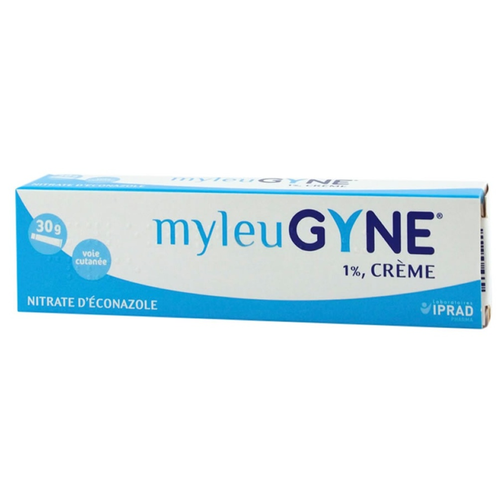 Myleugyne 1% crème - 30g - iprad -206910
