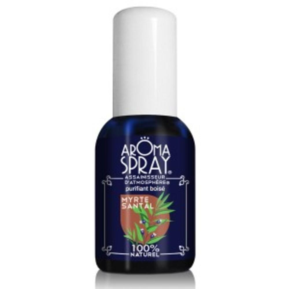 Myrte santal - vaporisateur 30 ml - divers - aromaspray -133545