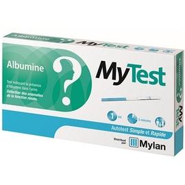 Mytest autotest albumine - 1 kit - mylan -206486