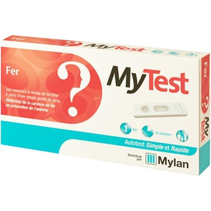 Mytest fer - 1 kit Mylan-206207